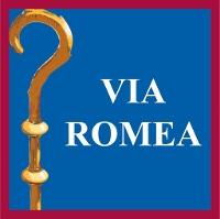 "Pilgerlogo ""VIA ROMEA"""