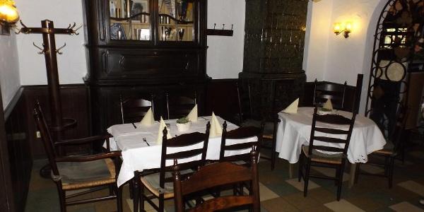 Restaurantbereich, Altes Gasthaus Fischer-Eymann in Bad Iburg,