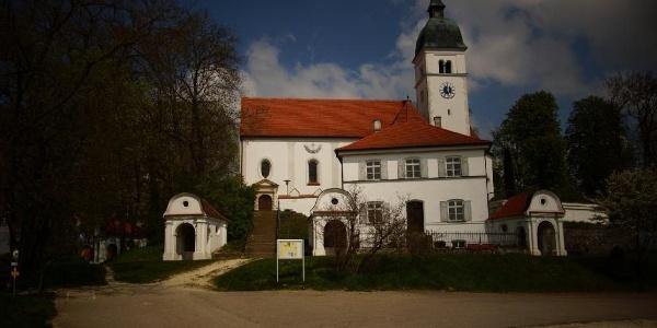 Wallfahrtskirche Allersdorf bei Abensberg