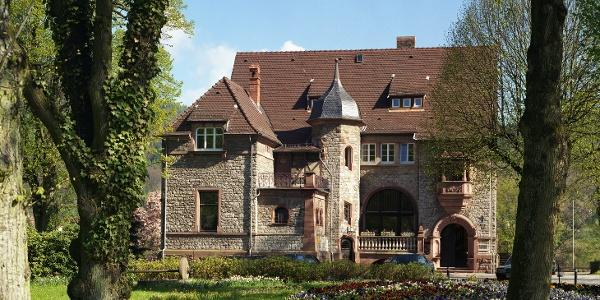 Villa Menzer in Neckargemünd