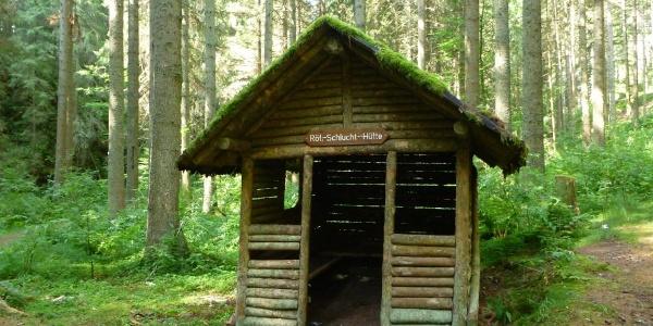 Rötenbachschluchthütte