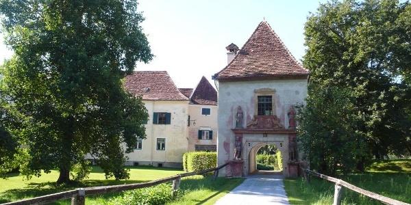 Schloss Stadl (c) Anita Ericson