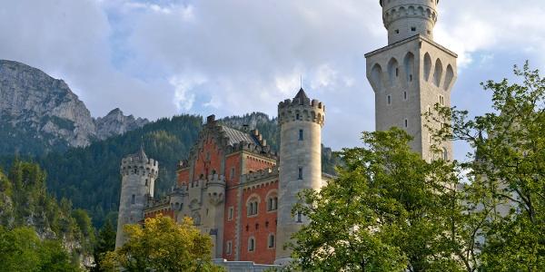 Schloss Neuschwanstein