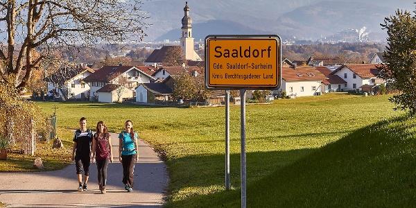 Blick Richtung Salzburg