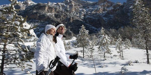 Passeggiate invernali Tamersc