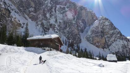Rifugio Tre Scarperi Drei Schuster Hütte Mountain Hut Innichen San Candido