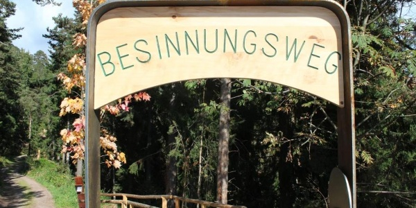 Besinnungsweg in Vöran