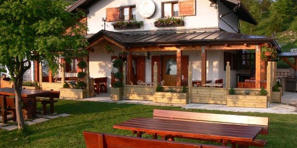 Hütte Bait del Germano