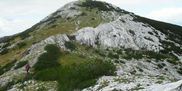 Mali Vran peak