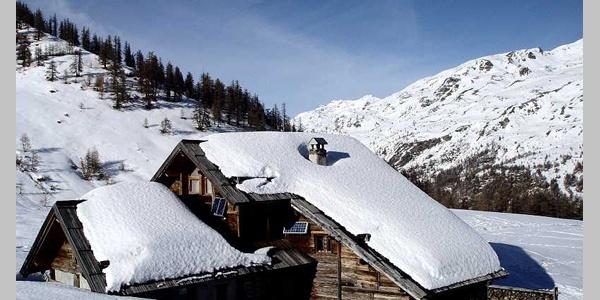 winter refuge de Buffère