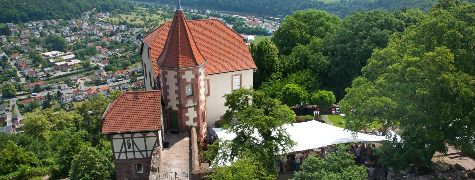 Frage zu Auf dem Neckarsteig von Heidelberg nach Bad