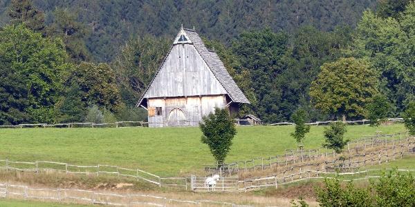 Mittelalterhaus Nienover