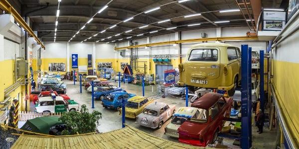 AUTOmobile Trabantausstellung Zwickau