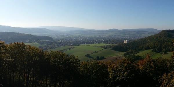 Blick vom Schellenturm