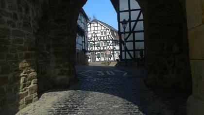 Katharinentor in Stad Blankenberg