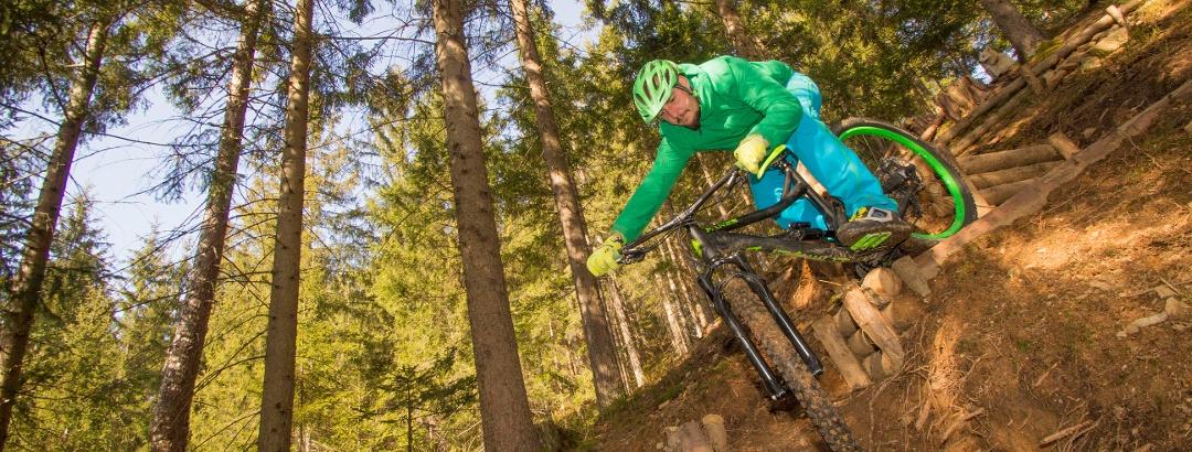 Areaone Mountain Bike Skill Center Villach - Kumitzberg