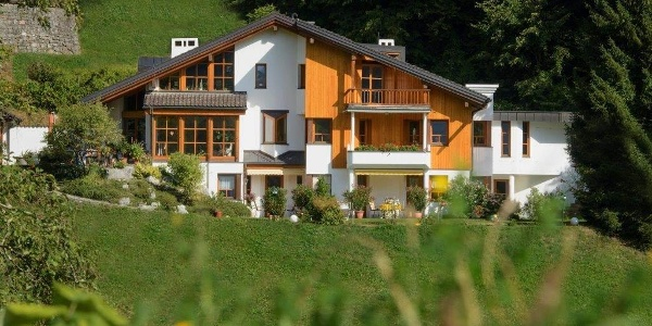 Hausansicht Süd/Appart-Haus Vonbank