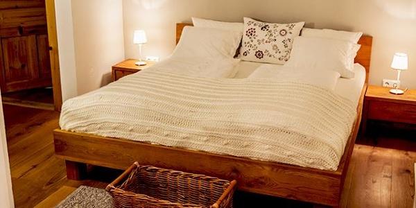 Schlafzimmer Moni