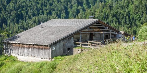 Lindenbachalpe, Dornbirn-Ebnit