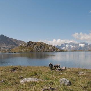 Großer Schwarzsee Lake