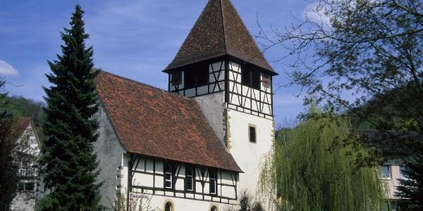 Evangelische Kirche, Weißbach, Hohenlohe