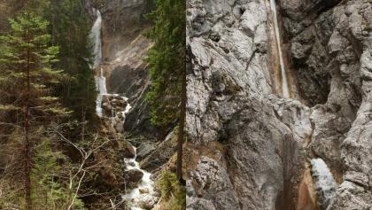 Beide Wasserfälle (Slap I +II)
