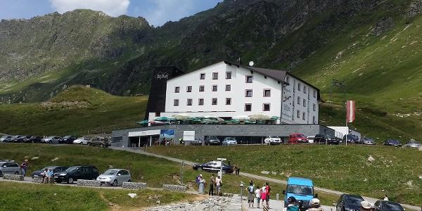 Berggasthof Piz Buin