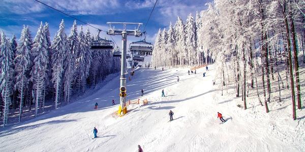 Das Skiliftkarussell Winterberg