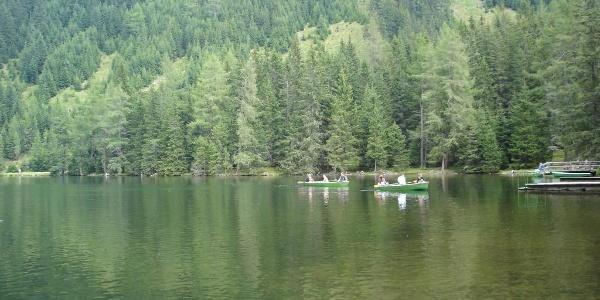 Forellenstation am Schattensee