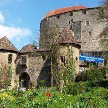 Foto von Wanderung: staufische Burgenrundtour um Bad Wimpfen • HeilbronnerLand (19.04.2016 22:38:06 #1)