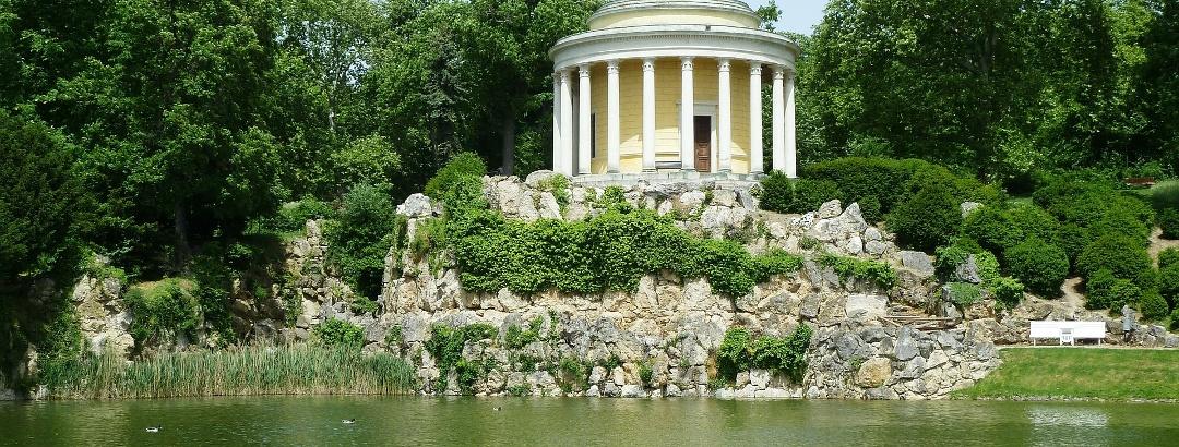Der Schlosspark in der Landeshauptstadt Eisenstadt