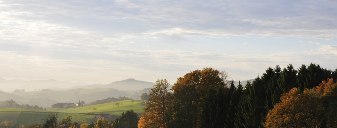 Oberösterreich im Herbst