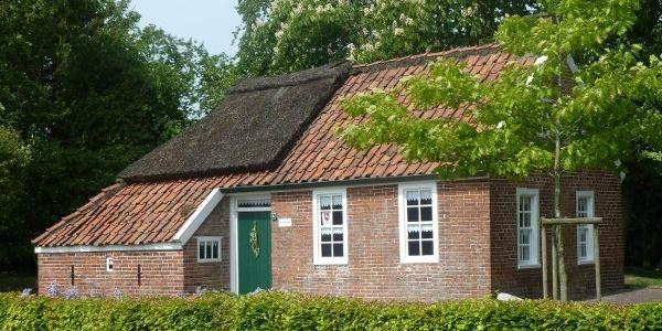 Müllerhaus in Upgant Schott