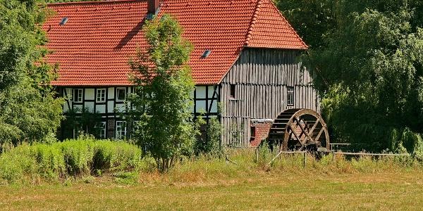 Wassermühle Eltze