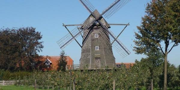 Alte Mühle in Lette