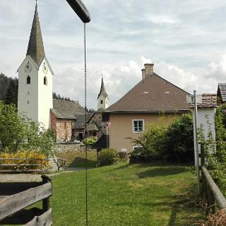 Pfalzkirche in Karnburg