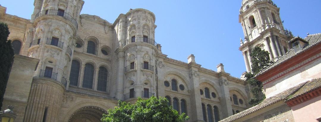 Impressionen aus der andalusischen Stadt Málaga