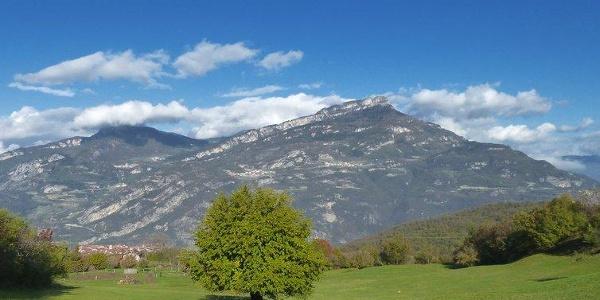 Vista sulla Vallagarina