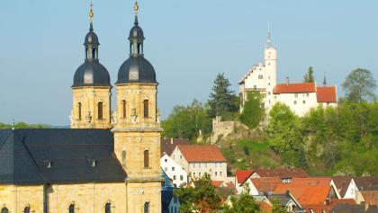 Die Basilika Gößweinstein