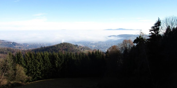 Panoramablick vor dem vlg. Fuchsamtmann