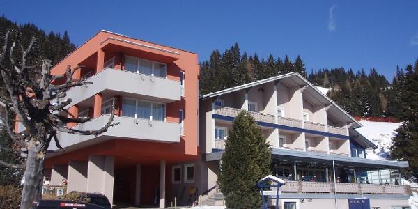 Klippitztörl - Hotel-Alpengasthof Hochegger