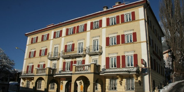 Hotel und Restaurant Piz Mitgel