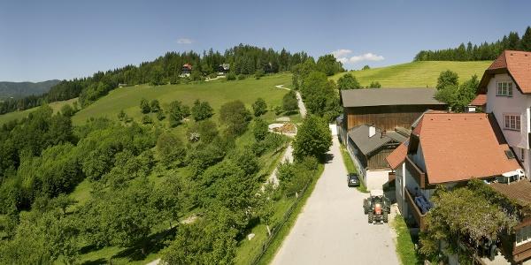 Althammerhof (Copyright: Althammerhof, Julius Schneider)