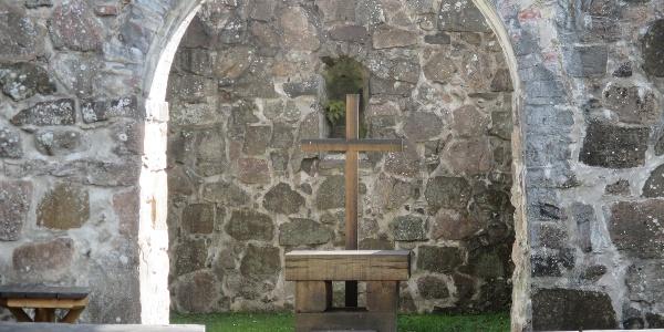 Rya kyrkoruin