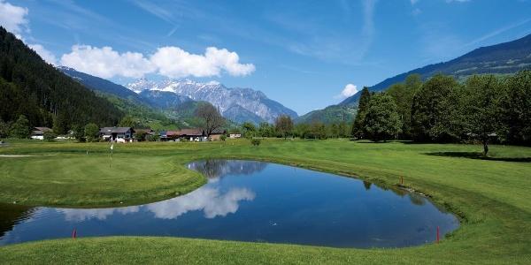Golfen im Golfclub Montafon