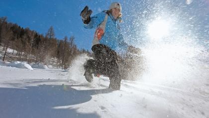 """Escursione invernale da """"Römerkehre"""" al ristoro Flecknerhütte"""
