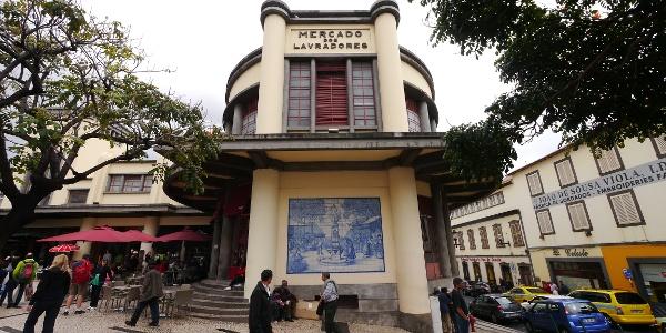 Der Mercado dos Lavradores, Funchal