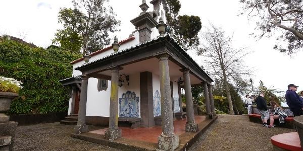 """Die Kapelle """"Nossa Senhora da Conceição"""" in Funchal"""