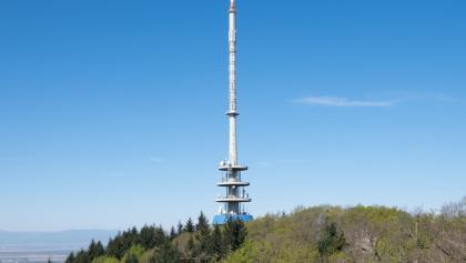Blick vom Neunlindenturm zum Totenkopf
