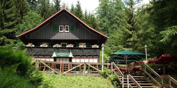 Wirtshaus im Ehrental - Schmalkalden